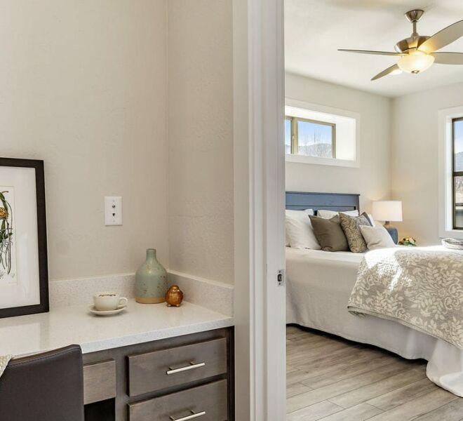 Meadowbrook townhomes bedroom