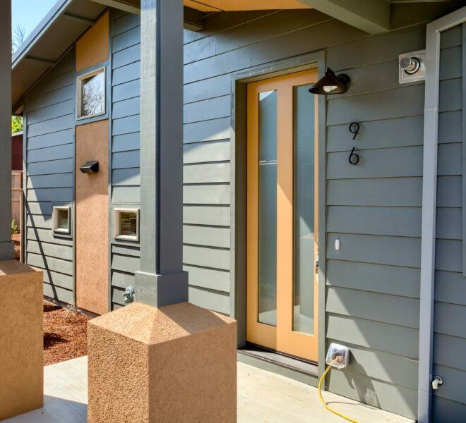 Verde Village Phase 1 Front door