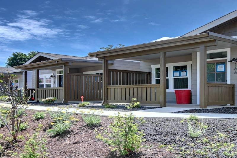 The Garden Cottages – Ashland