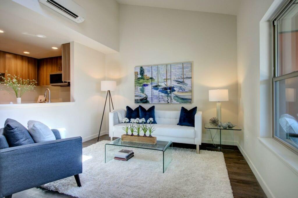 Phillips Corner Living Room