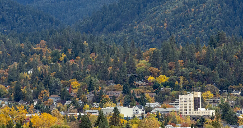blog about the best places to live in southern oregon