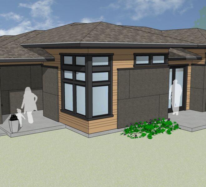 Kestrel Park Home Rendering