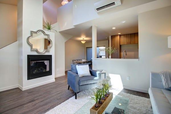 Phillips Corner Fireplace