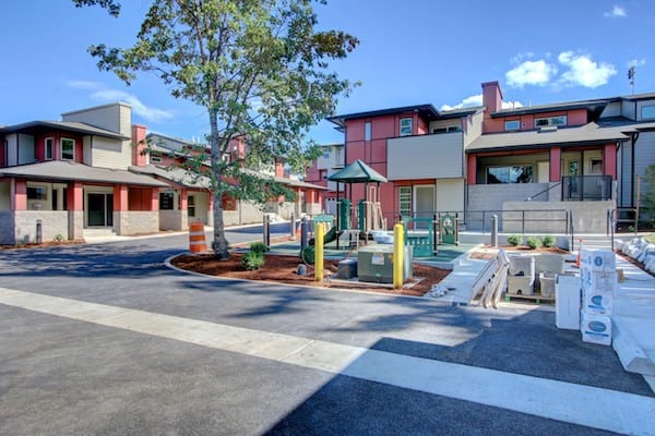 Ashland Townhomes playground