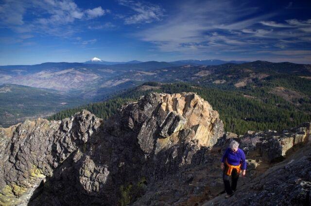 Ashland, Oregon Hiking Trails