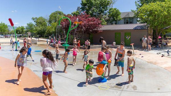 Ashland Oregon Parks - Garfield Park