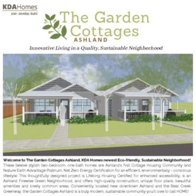 The Garden Cottages Brochure (Preview)