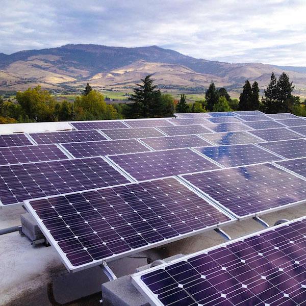 Sustainability in Ashland Oregon-Housing-Solar-SOU
