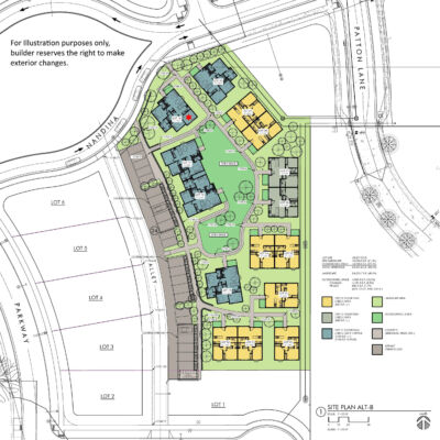 Cottages Site Lot 16