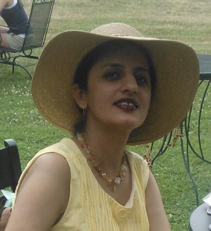 Delaware artist Rekha