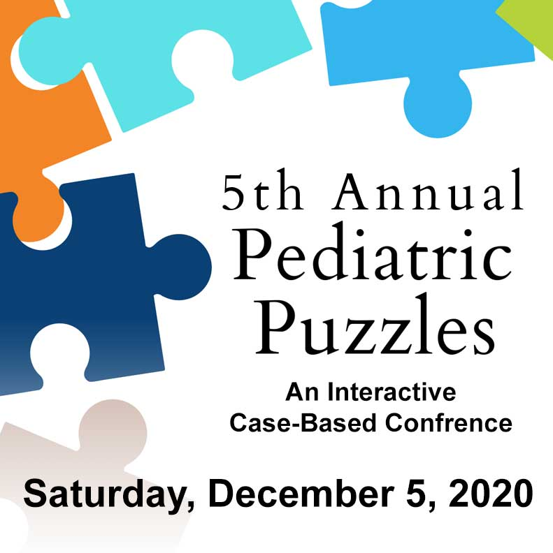 5th Annual Pediatric Puzzles | Interactive CME Conference | AAP-CA1