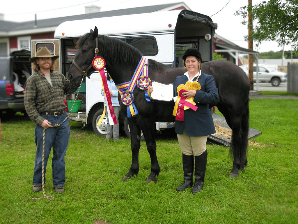 Pru Grand Champ Three Fold Farm