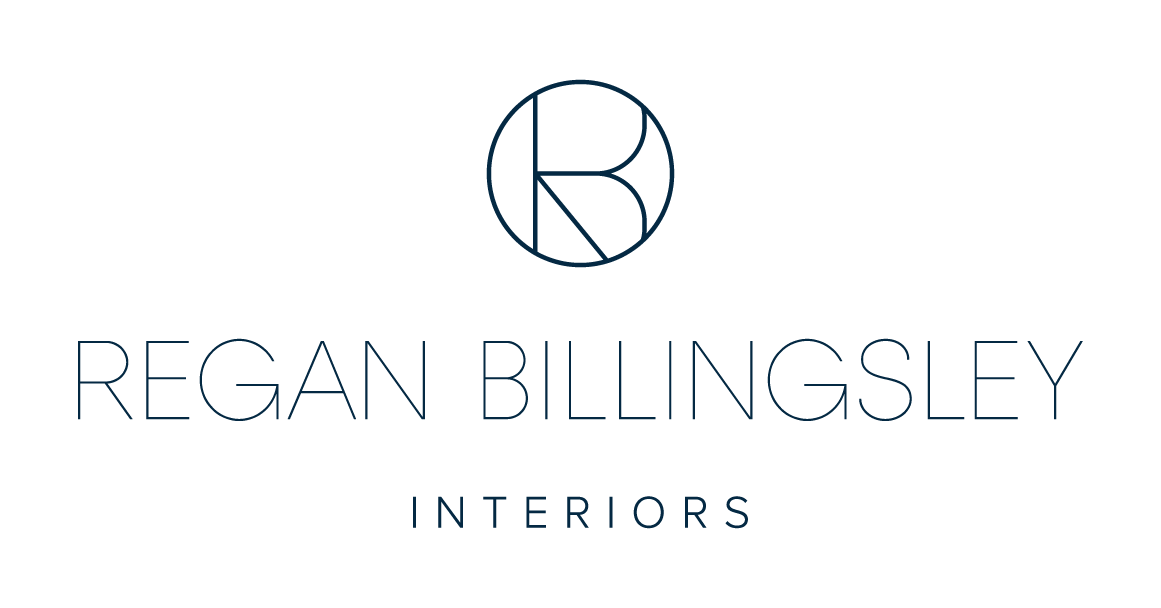 Regan Billingsley Interiors Logo
