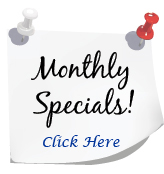 Online Carpet Cleaning Specials