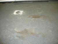 dirty carpet photo