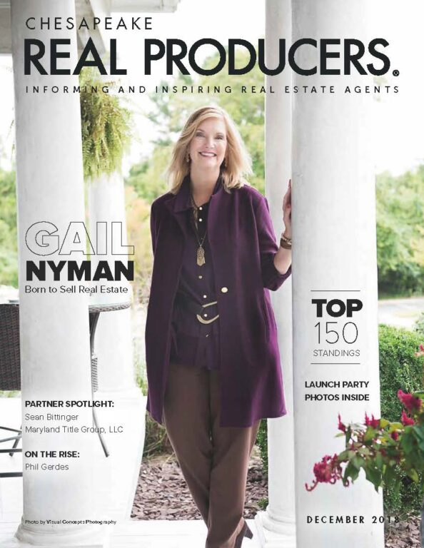 Dec_2018_Chesapeake_REAL_Producers FINAL-Gail's Cover
