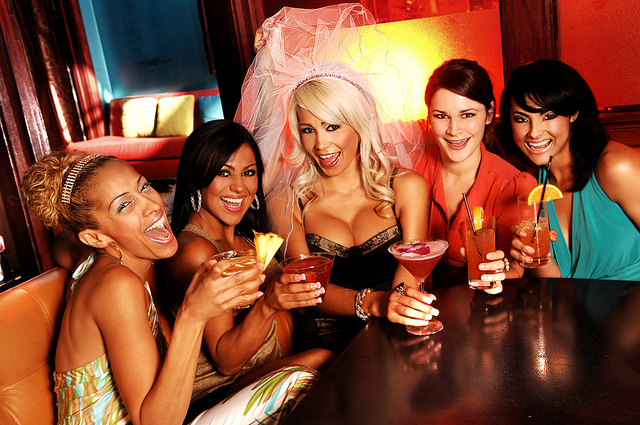 Cheap New York Limousines - Bachelorette Parties