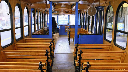 Trolley Pictures for New York Limousines Picture Page