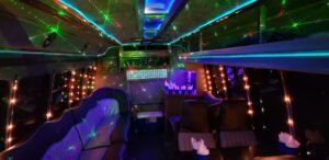 New York City Limos King George Partybus