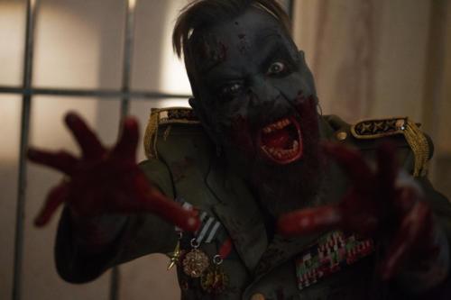 Billy Ratliff as General Franco