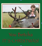 palin greeting card