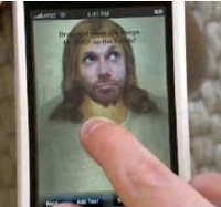 "Jesus vs. the ""Jesus Tablet"" – a side by side comparison of our Savior vs. the Apple iPad"