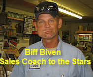 Now You can be a Sales Superstar – Part Two of Two – by Sales Guru, Biff Biven