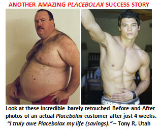 placebolax - before and after