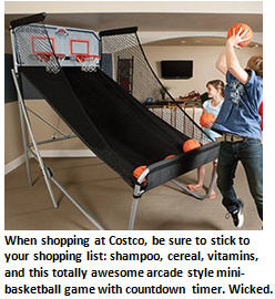 Costco - basketball