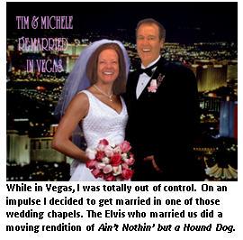 Las Vegas - Tim and Michele