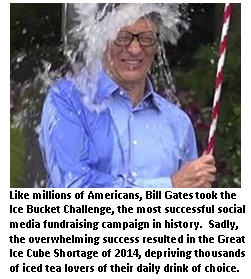 2014 year in review - Part 2 - Ice Bucket