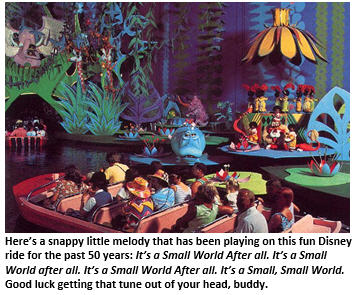 disney world - Small World ride