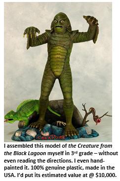Antiques - Creature