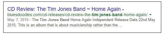 Google Tim - Band 1 of 2