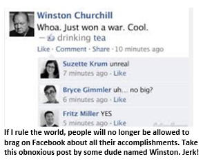 If I ruled the world - Churchill