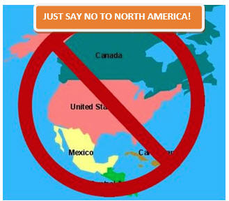 BREAKING NEWS: USA Votes to Leave North America