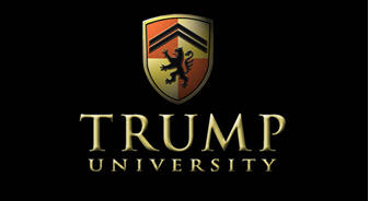 Trump University Fall 2016 Courses