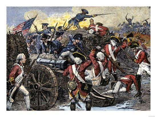 Imagine if in the Battle of Bunker Hill, the American cannons had fired cupcakes instead of cannonballs. The Revolutionary War would have been over in days, not years – and we'd still be pledging allegiance to the Queen. Maybe that would not be such a bad thing right now.