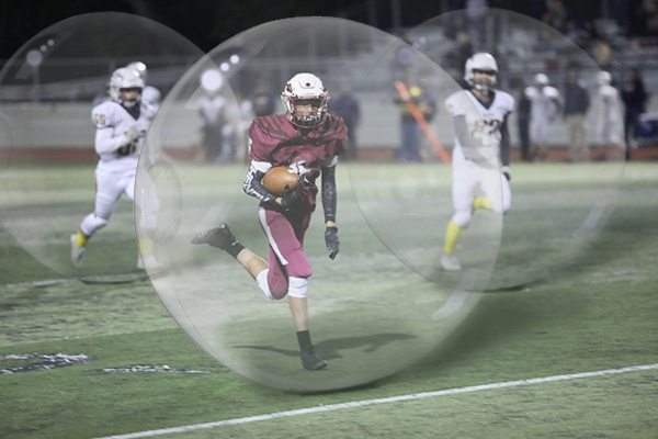 League officials have a backup plan if too many players get infected: Hamster Ball football. Healthcare experts claim it's an ideal way to keep players safe. Some are skeptical, arguing it might cause increased difficulty throwing or catching the ball.