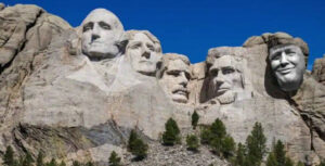 In the Omni Donnie Dome IMAX Theater, museum goers will catch a glimpse of prototypes for Trump's likeness to be added to Mount Rushmore. Everyone agrees, it will be very tasteful.
