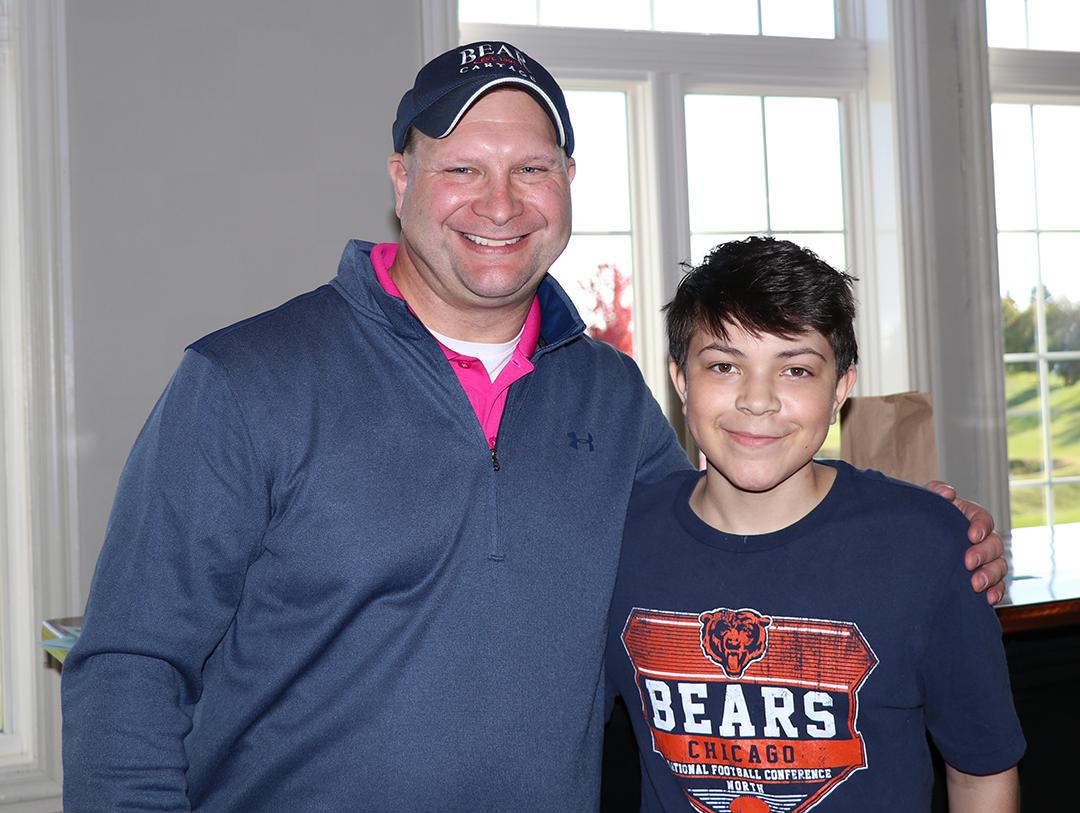 Bear Ambassador Quinn 10-20-19
