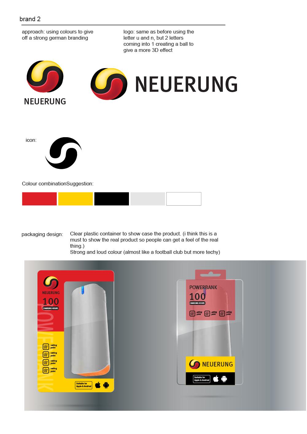 Power bank packaging