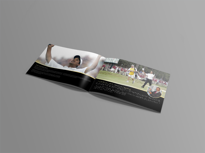 golf brochure design3