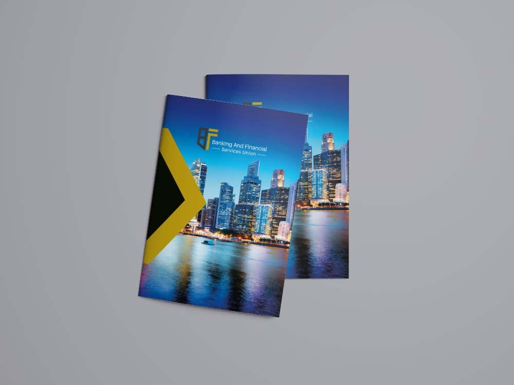 Brochure Design for exhibition
