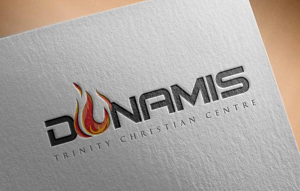 Logo Design for a church camp event