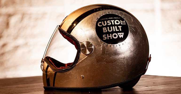 casco custom built show