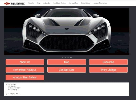 Premium Auto Dealership Websites