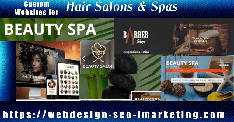 Premium Hair Salon Websites