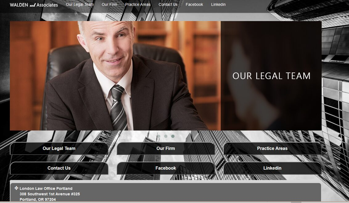 Premium Law Office Websites