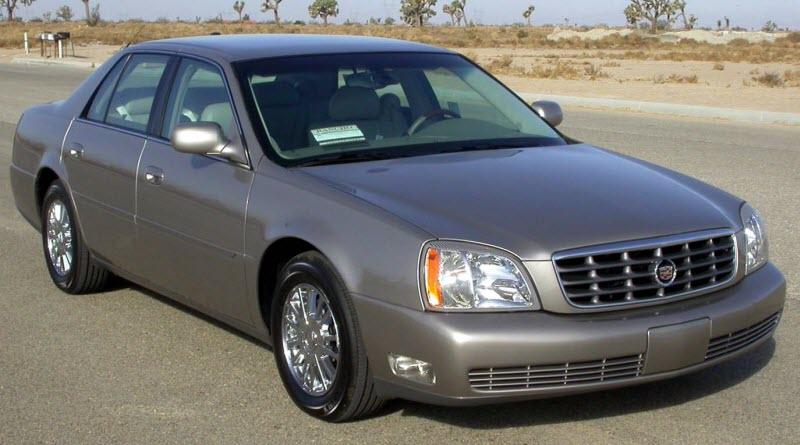 Cadillac Deville auto glass repair phoenix